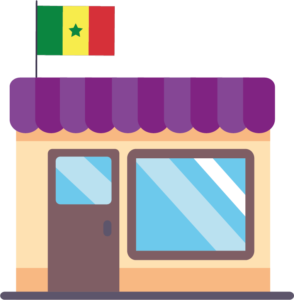 Points de vente Senegal Paypite